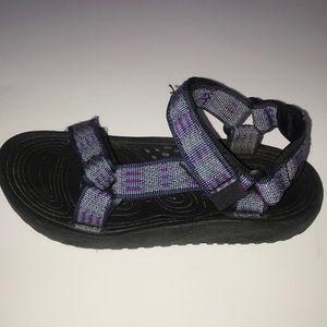 Teva / Boys Sandals Blue Straps Sz 2